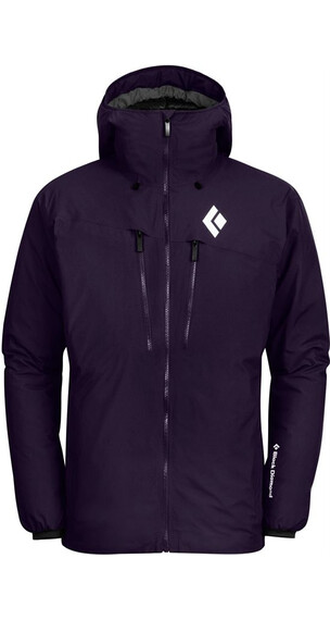 Black Diamond M's Convergent Down Hoody Nightshade
